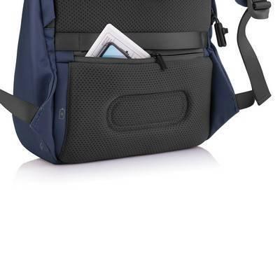 Bobby Soft plecak chroniący przed kieszonkowcami