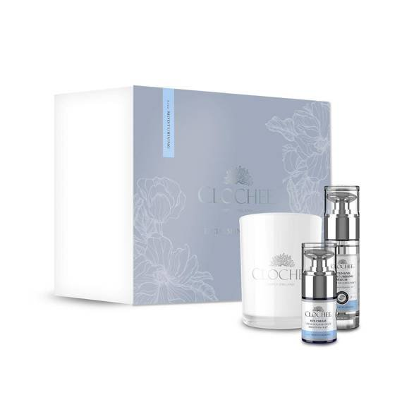 Facial skin care moisturising set